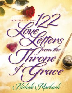 122 Love Letters from the Throne of Grace Devotional Journal